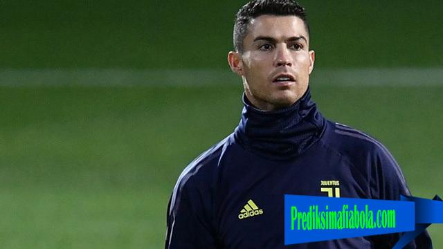 Saat Ditanyak Ballon d'Or Ronaldo Marah