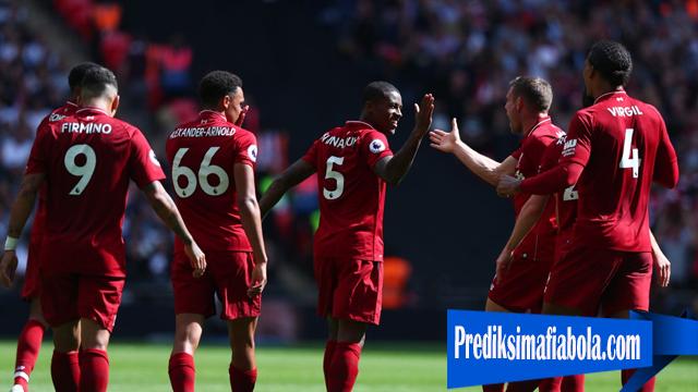 Sebelum Final Liverpool Telah Lawan Tottenham Palsu