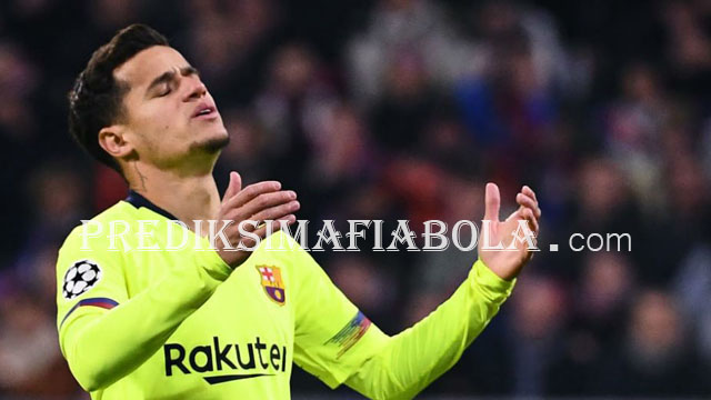Barcelona Sepertinya Akan Keluarkan Coutinho