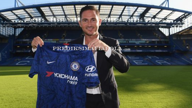 Beberapa Masalah Harus Diselesaikan Frank Lampard