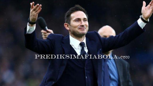 Chelsea Umumkan Frank Lampard Jadi Manajer