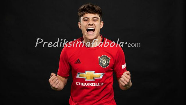 Daniel James Menyenangkan Manchester United