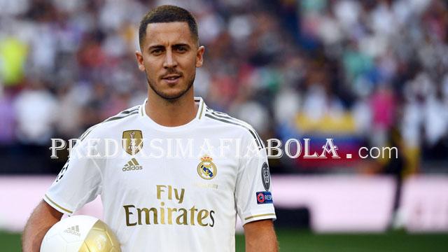 Fabregas Berkata Eden Hazard Memang Untuk Real Madrid
