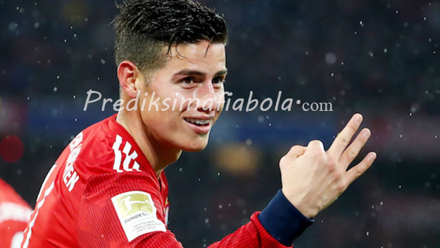 James Rodriguez Akan Tinggalkan Real Madrid