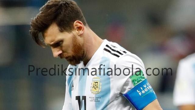 Kena Kartu Merah Messi Marah Dan Beberkan Rahasia Copa America