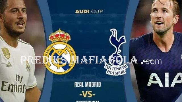 Madrid Kalah Pada Tottenhan