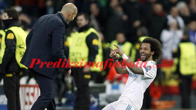 Marcelo Sebut Zinedine Zidane Seperti Kakak Sendiri