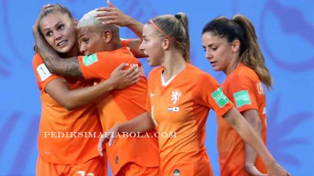 Timnas Belanda Bertemu AS Di Final