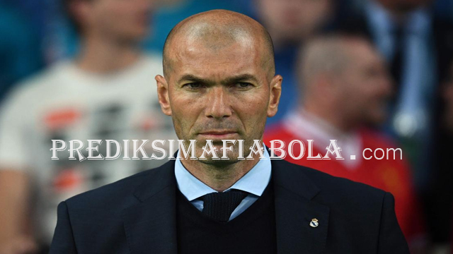 Zidane Khwatir Karena Ada Hal Yang Menimpa Timnya