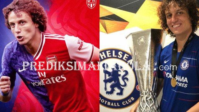 Alasan David Luiz Lebih Baik Dari Pada Saat Di Arsenal