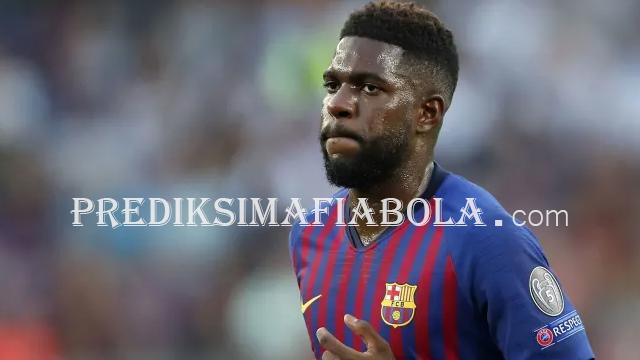 Barcelona Menantikan Nego Samuel Umtiti Bagi MU