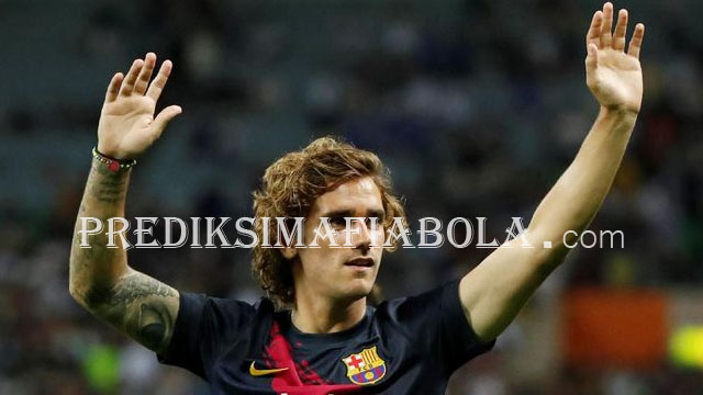 Bertanding Tanpa Messi Dan Harapkan Antoine Griezmann