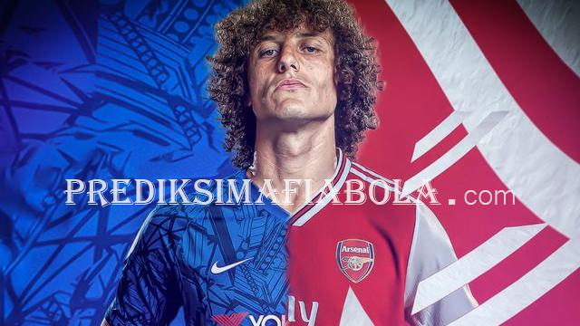 David Luiz Tidak Takut Lagi Terhadap Aubameyang dan Lacazette