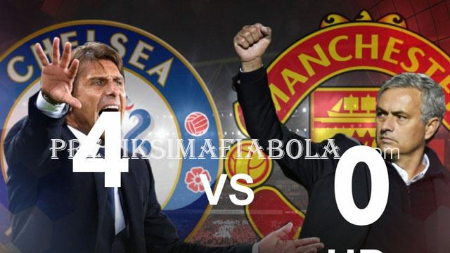 Kemenangan Mu Dengan Chelsea Di Anggap Hanya Beruntung