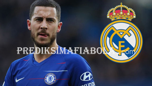 Kepergian Eden Hazard Membuat Chelsea Melemah