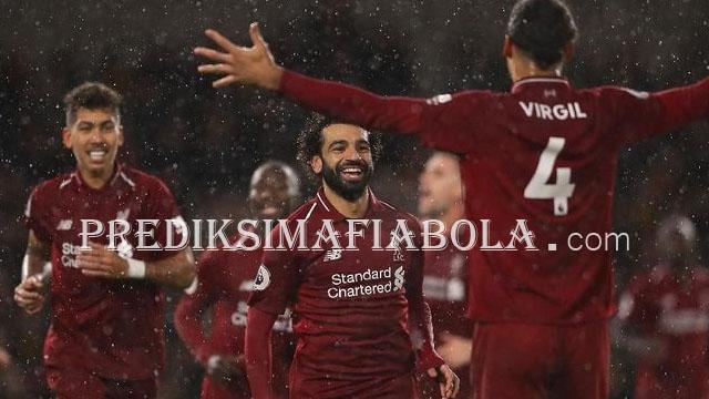 Liverpool Sedang Melaju Kencang