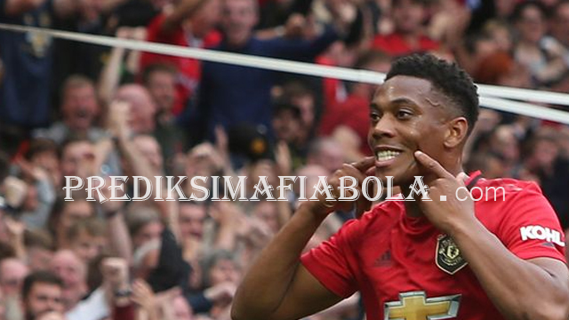 Marcus Rashford Salut Akan Gol Anthony Martial