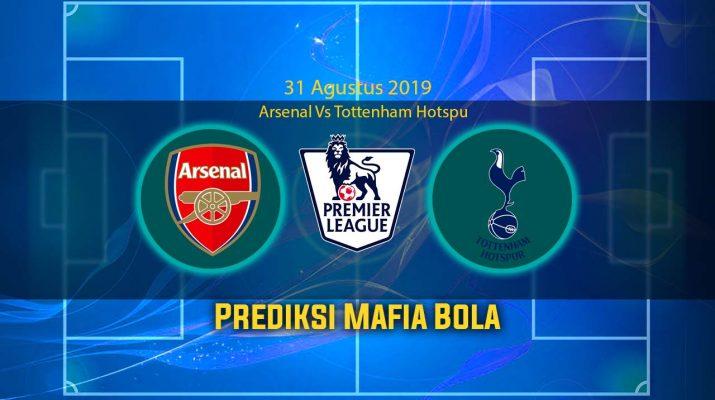 Prediksi Arsenal vs Tottenham Hotspur 1 September 2019