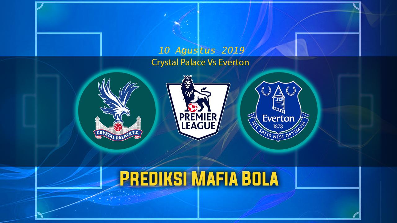 Prediksi Bola Crystal Palace Vs Everton 10 Agustus 2019