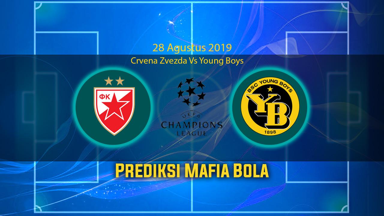 Prediksi Crvena Zvezda Vs Young Boys 28 Agustus 2019