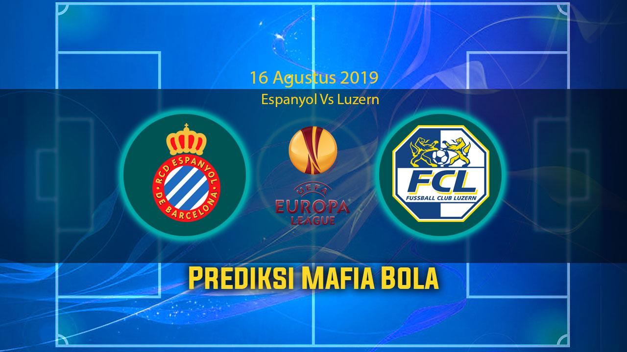Prediksi Espanyol Vs Luzern 16 Agustus 2019