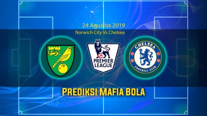 Prediksi Norwich City Vs Chelsea 24 Agustus 2019