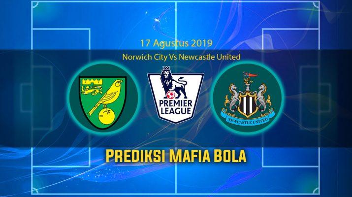 Prediksi Norwich City Vs Newcastle United 17 Agustus 2019