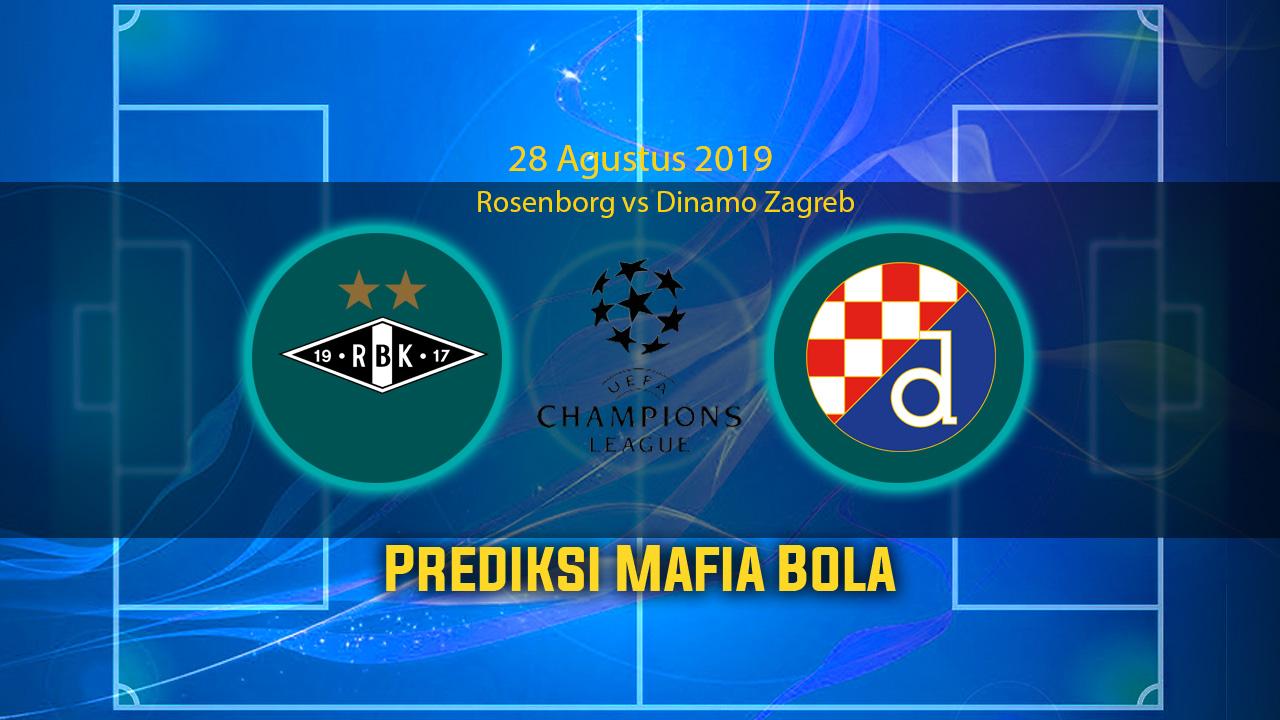 Prediksi Rosenborg vs Dinamo Zagreb 28 Agustus 2019