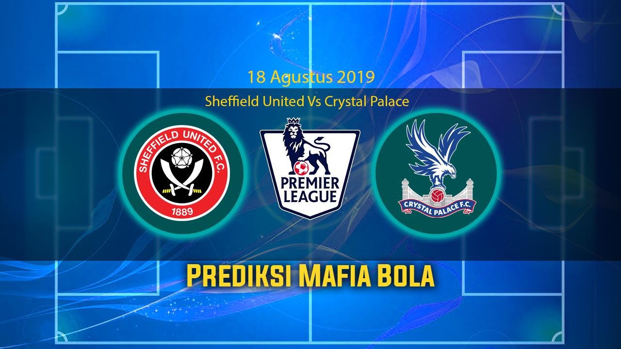 Prediksi Sheffield United Vs Crystal Palace 18 Agustus 2019