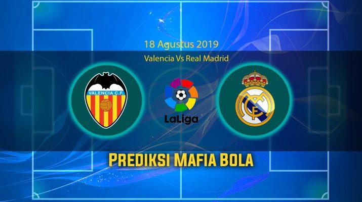 Prediksi Valencia Vs Real Sociedad 18 Agustus 2019