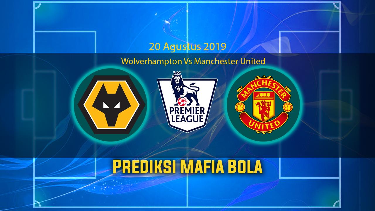 Prediksi Wolverhampton Vs Manchester United 20 Agustus 2019