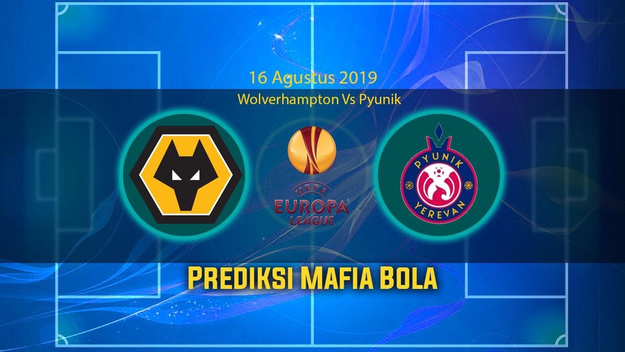 Prediksi Wolverhampton Vs Pyunik 16 Agustus 2019