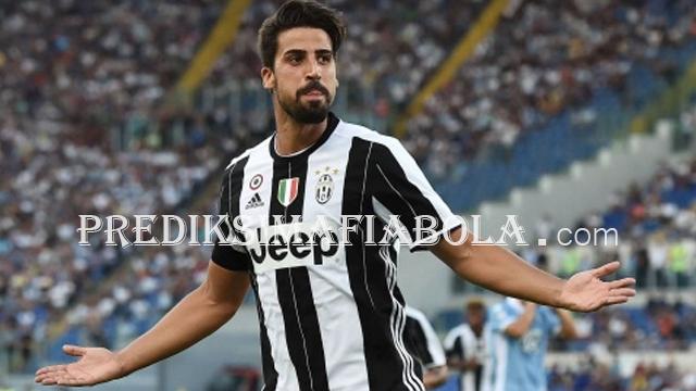Sami Khedira Menolak Semua Tawaran Klub Juventus Bingung