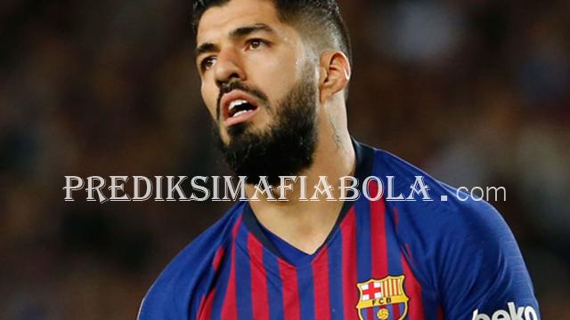 Barcelona Kalah Luis Suarez Merasa Menyakitkan