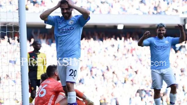 Fakta Menarik Manchester City Sikat Watford