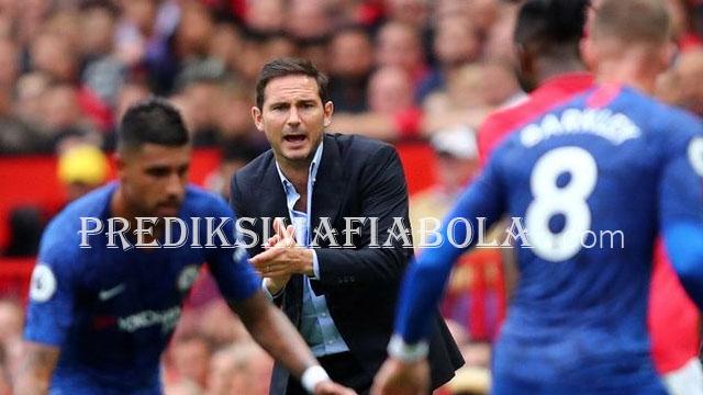 Frank Lampard Tidak Ingin Beralasan Karena Kalah