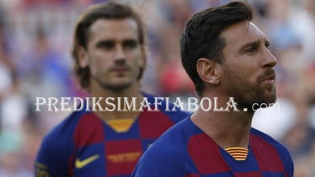 Griezmann Perlu Beradaptasi Dengan Messi