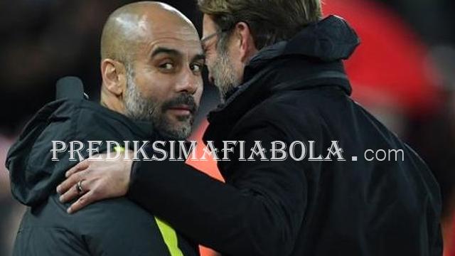 Guardiola Dukung Liverpool Jadi Juara Ini Tanggapan Klopp