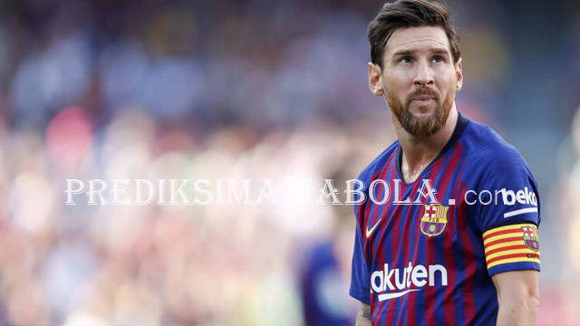 Lionel Messi Bagaikan Emas Bagi Barcelona