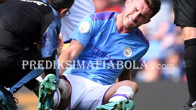 Manchester City Tak Berpikir Cari Pengganti Laporte