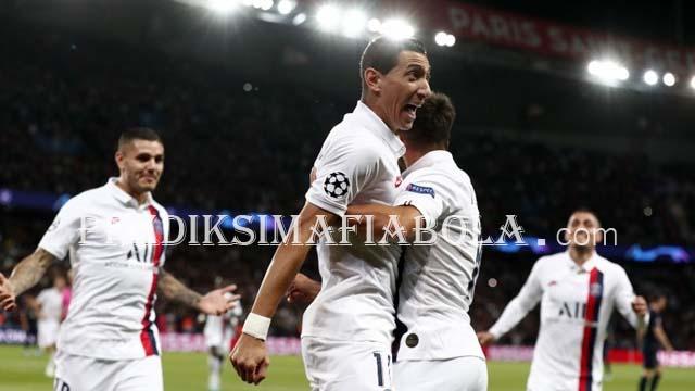 PSG Berikan Penampilan Epic Saat Lawan Real Madrid