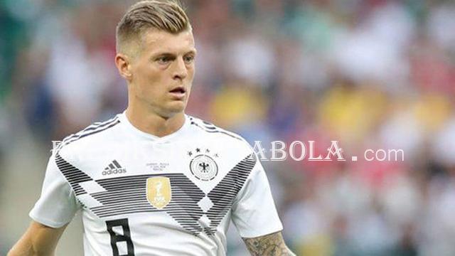 Piala Eropa 2020 Akan Menjadi Pertandingan Terakhir Toni Kroos