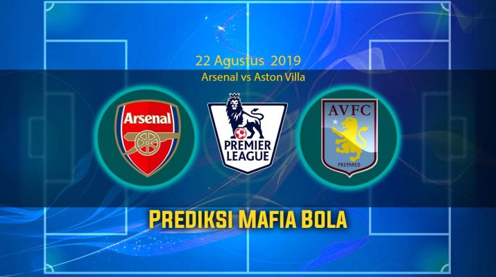Prediksi Arsenal vs Aston Villa 22 September 2019