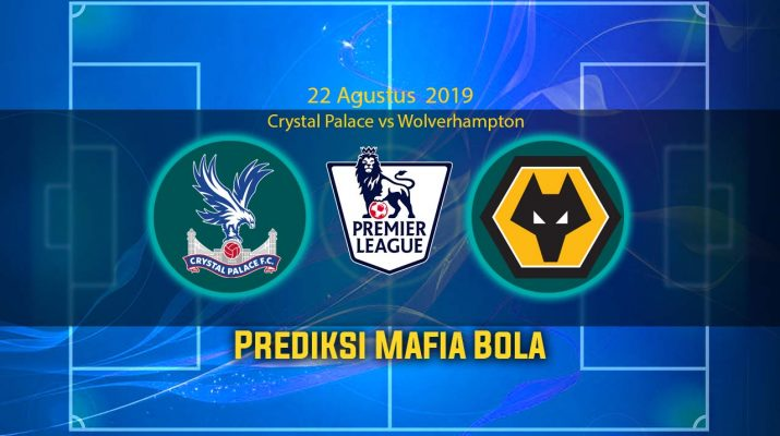 Prediksi Crystal Palace vs Wolverhampton 22 September 2019