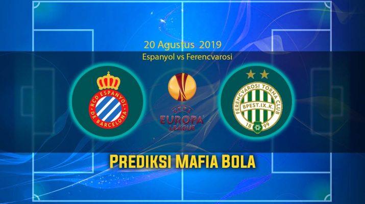 Prediksi Espanyol vs Ferencvarosi 20 September 2019
