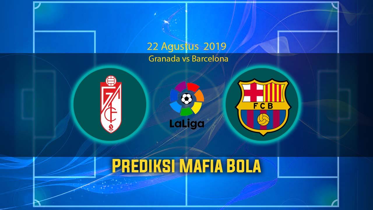 Prediksi Granada vs Barcelona 22 September 2019