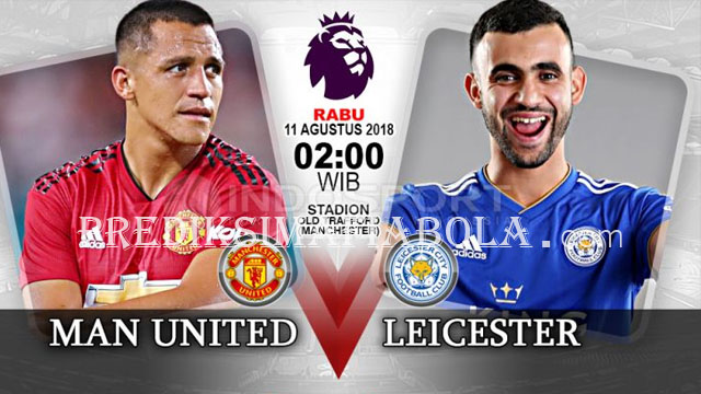 Prediksi Susunan Pemain Manchester United vs Leicester City