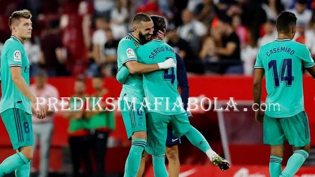Real Madrid Berhasil Menang Dalam Pekan Ke-5
