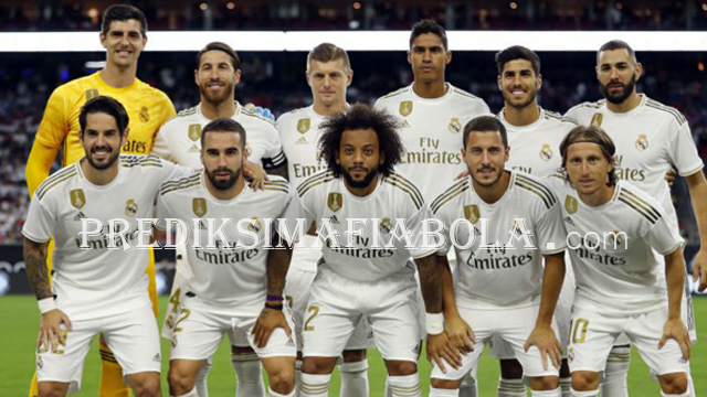 Real Madrid Terkena Kutukan Mantan Pemain