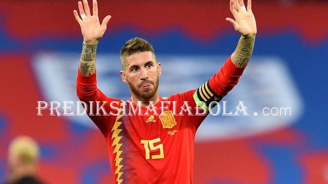 Sergio Ramos Imbangin Rekor Casillas Di Spanyol